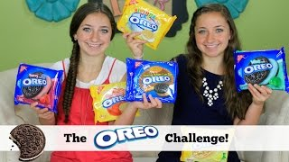 The Oreo Challenge | Brooklyn and Bailey Thumbnail