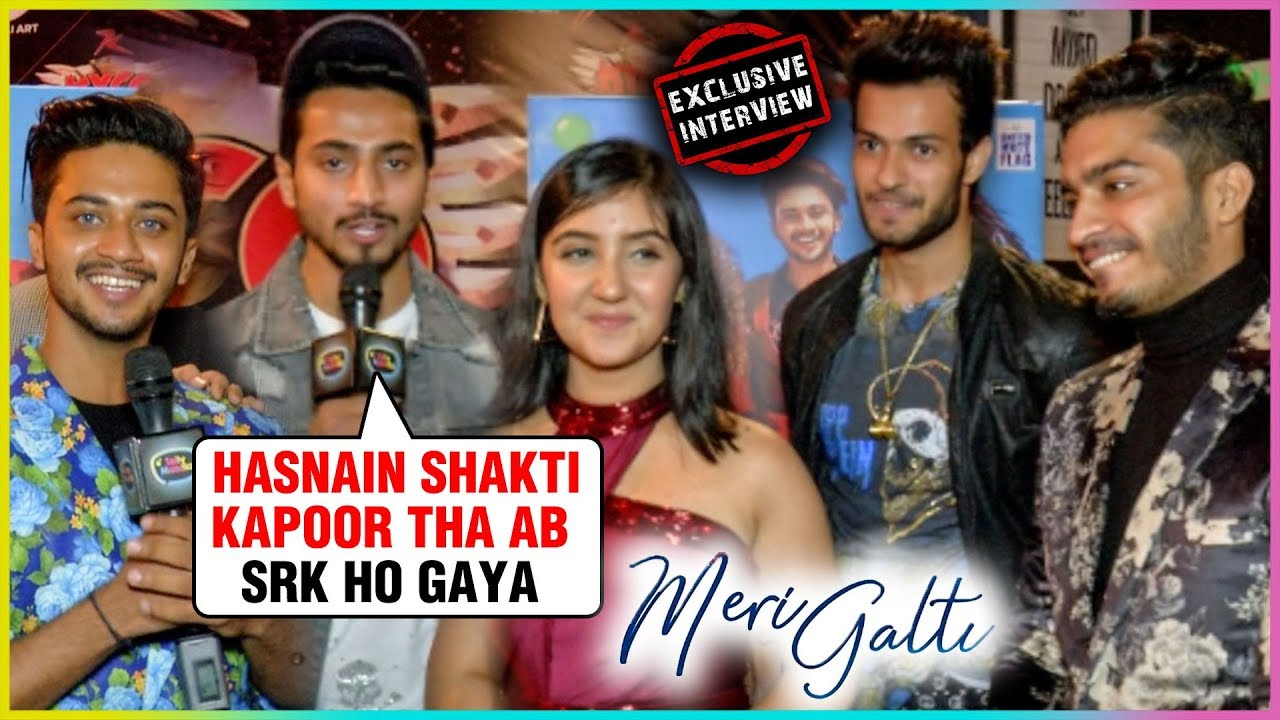 TEAM 07 Mr. Faisu, Hasnain, Faiz, Ashnoor, Ramji Gulati On SUCCESS Of Meri Galti Song | EXCLUSIVE