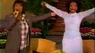 Patti LaBelle Get with the program theme