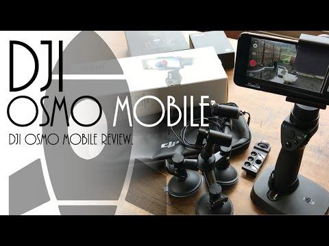DJI Osmo Mobile レビュー