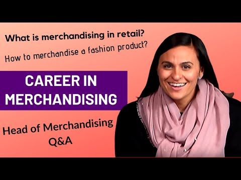 👚 Career in MERCHANDISING / Fashion & Retail / Atrium Apparel Corporation // Prof with a Mic