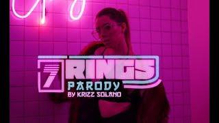 Baixar 7 RINGS - Krizz Solano 👁 (Ariana Grande Parody)