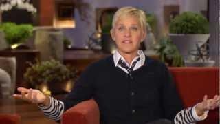 "Ellen DeGeneres: Saying ""I'm Gay"""