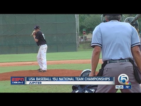 USA Baseball 15U National Team Championships
