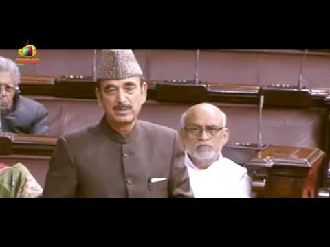Ghulam Nabi Azad Full Speech, Says 2016 Has Been A Year Of Depression And Regression | Budget 2017
