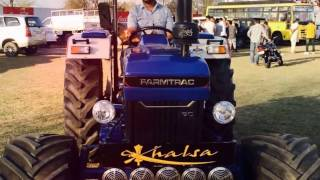 farmtrac tractor modified part 2