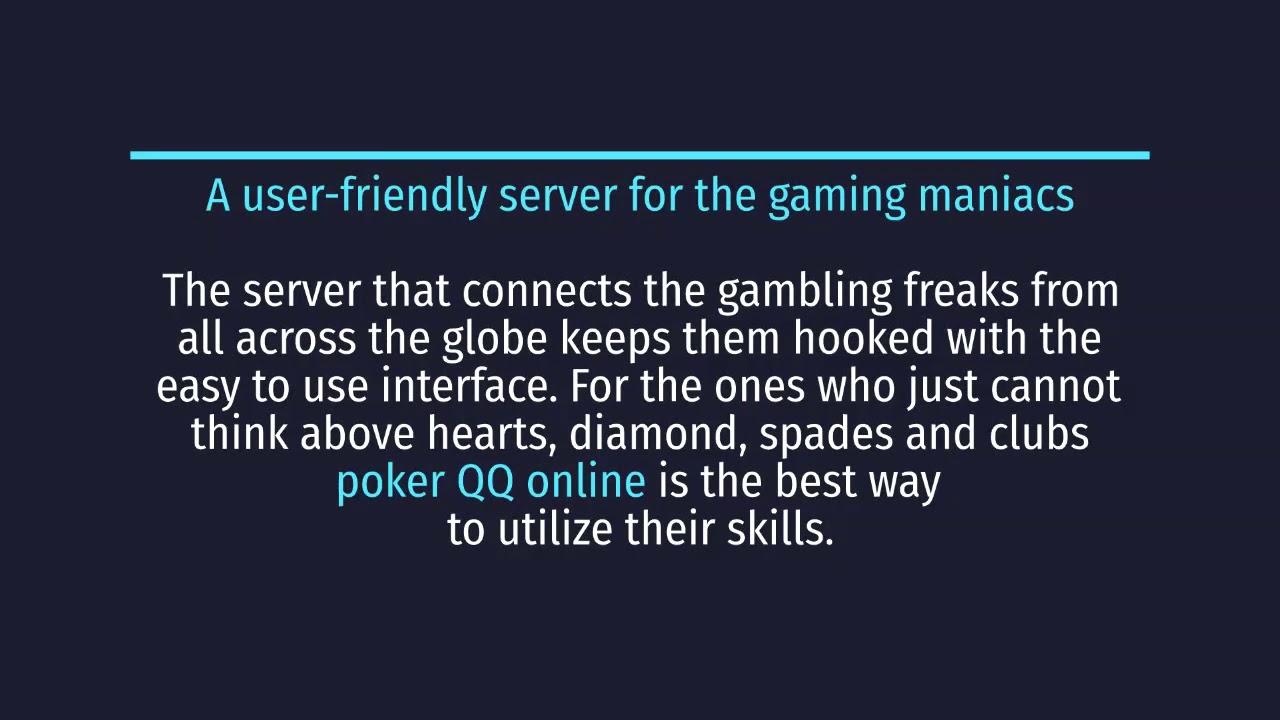 Poker Qq Online Best In Gambling Youtube