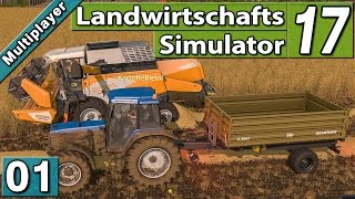 Multiplayer im Osten #01 ► LS17 | Landwirtschafts Simulator 17 MULTIPLAYER | FS17