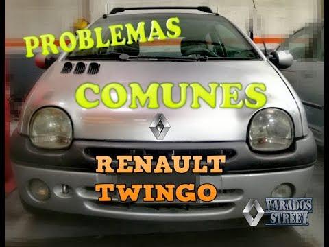 RENAULT TWINGO... Problemas Comunes (parte 1)