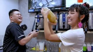 茶聚一日店長:何美、黃豪平/台北長春國賓店