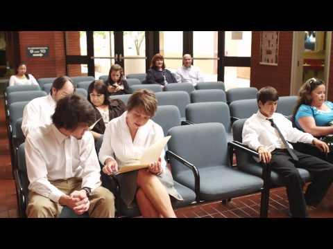 San Diego Juvenile Deliquency Court Video
