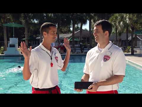 Bring the Role to Life - Lifeguard