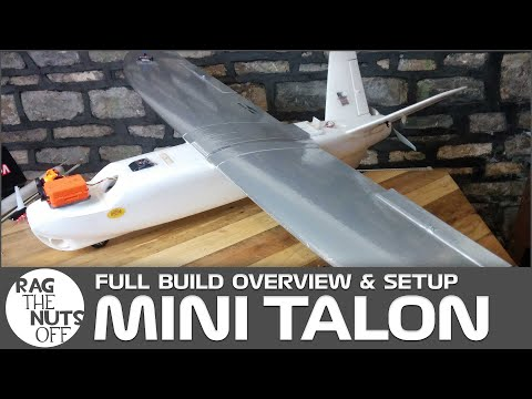 🔴 Mini Talon Build Overview for 2017 - Full Parts List Included (PS: She flies brilliantly!)
