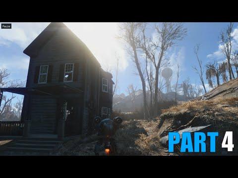 Fallout 4 Best Enb 2020 Let's Play Fallout 4   Part 4   Ultra 1080p 60 fps   VOGUE ENB +