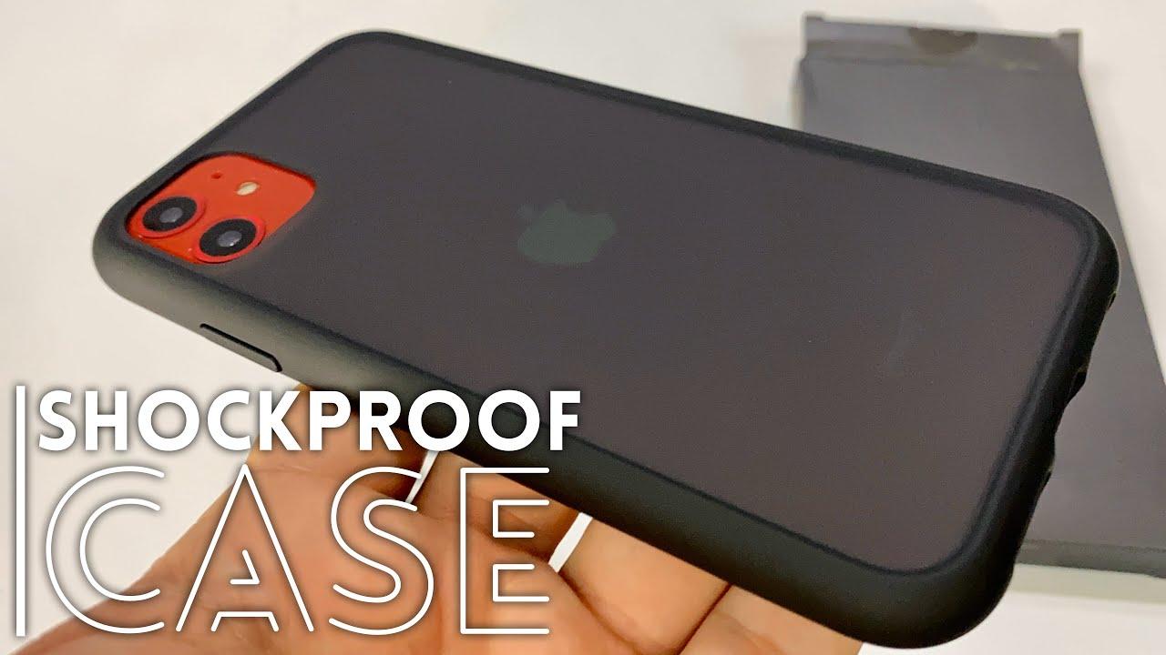 Download Miracase Translucent Matte Black Shockproof iPhone 11 Case Review