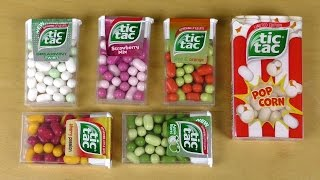 Tic Tac Variety Review (including Minions Tic Tacs)
