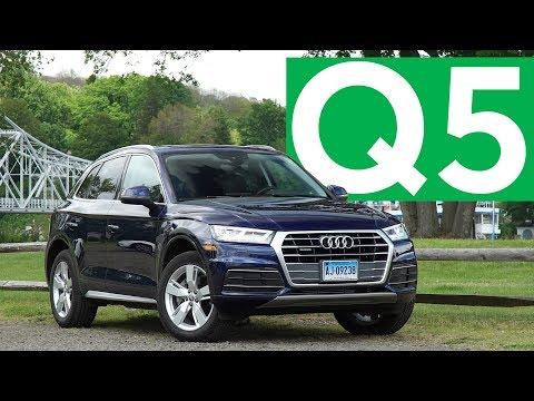 4K Review: 2018 Audi Q5 Quick Drive | Consumer Reports