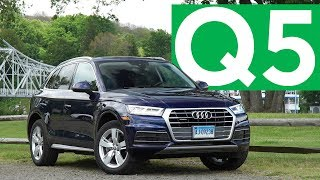 4K Review: 2018 Audi Q5 Quick Drive | Consumer Reports
