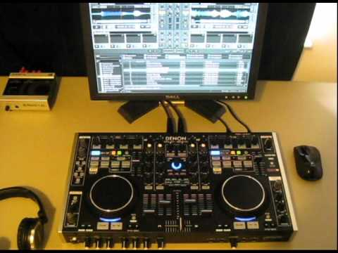 Denon DN-MC6000 Digital DJ Controller Review Video
