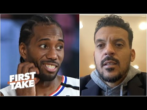 Matt Barnes picks the Clippers to win the NBA championship | First Take