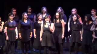 The AcaBellas - Applause - a cappella