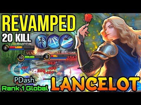 20 Kills Lancelot