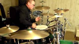 Black Sabbath - Fairies Wear Boots - drum cover-1/1
