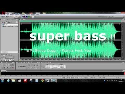 super bass  Akon Ft Snoop Dogg - I Wanna Fuck You