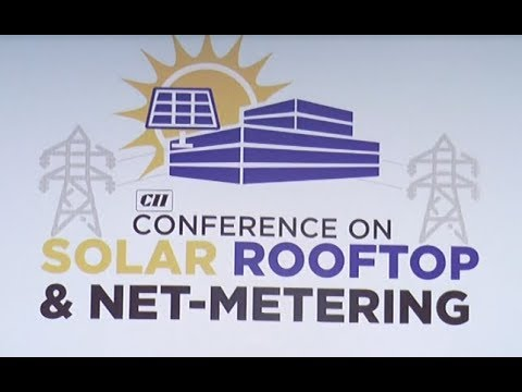 CII || CONFERENCE || TO PROMOTE || SOLAR || ROOF TOP & NET METERING