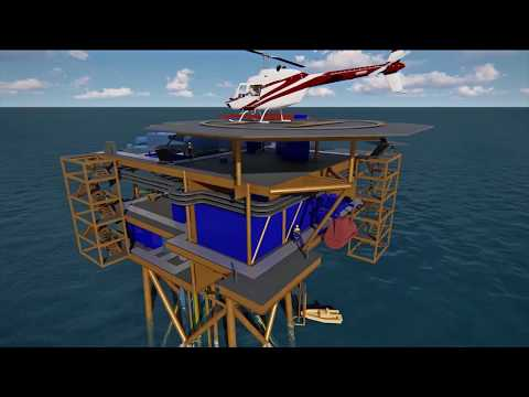 Black Sea Oil & Gas MGD Project presentation movie - full details
