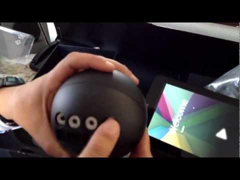 #io12: Unboxing Nexus Q y Nexus 7
