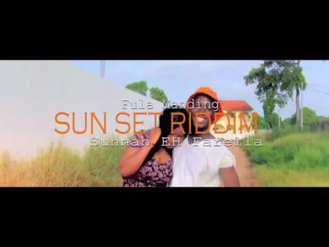 [Sun Set Riddim] Video Medley LATEST Gambian Dancehall MUSIC  JULY 2017