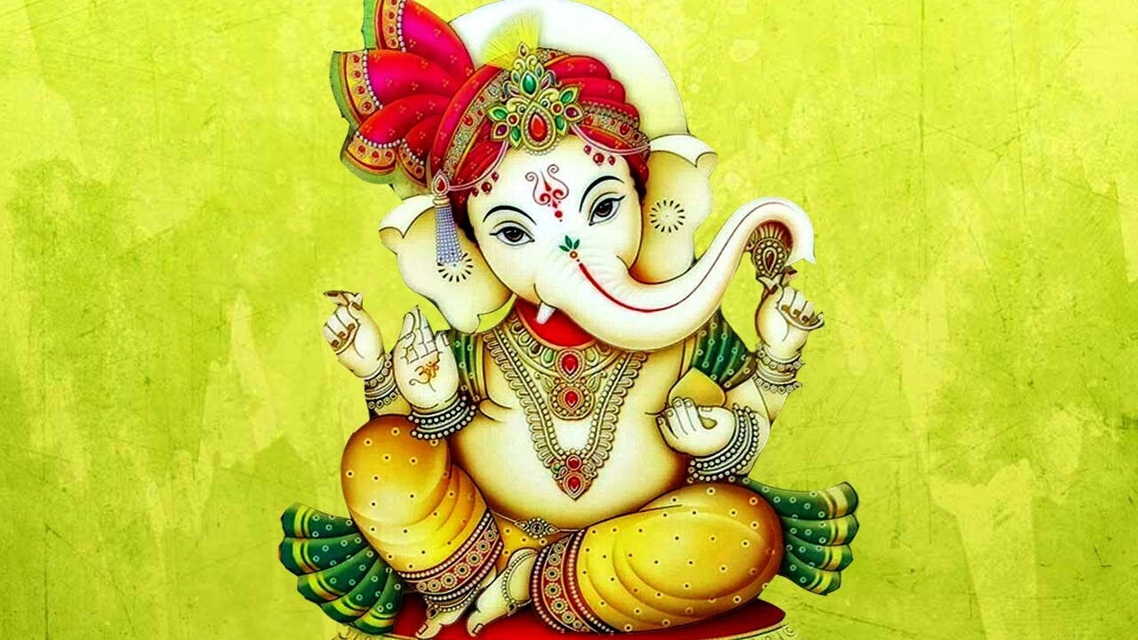 Lord Ganesha Pictures Hd: Devotional Songs On Lord Ganesha In Sanskrit -Ganesh