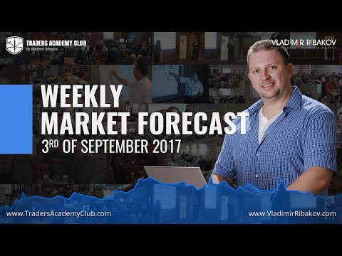 Weekly Forex Review 3 to 8 Of September 2017   By Vladimir Ribakov
