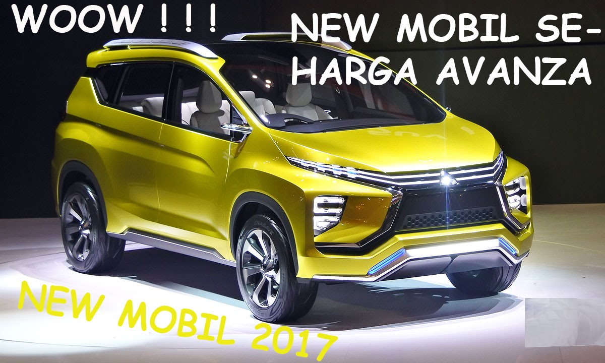 mitsubishi xm mobil 2017 review indonesia