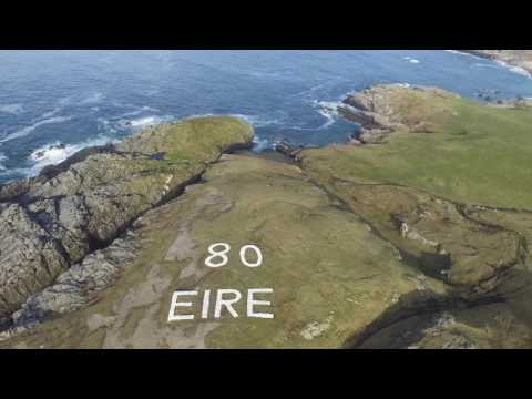 A Stunning day at Banbas Crown, Co.Donegal. Amazing views from above.