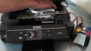 Ciss Continuous ink system Fits Epson Xp342 XP-342