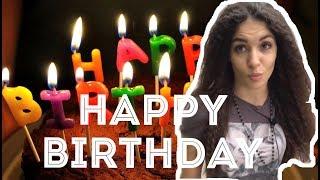 видео Как день рождения отметить