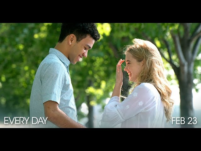 EVERY DAY Official Trailer (2018)