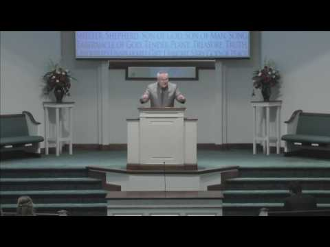Barry Grider The Name of Jesus 5/7/2017 PM