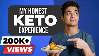 My KETO Experience - Mistakes & Advice - Weight Loss & Bodybuilding Ketogenic Diet