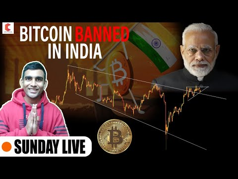 bitcoin,cryptocurrency-ban-in-india,bitcoin-technical-analysis,sunday-live---cryptovel