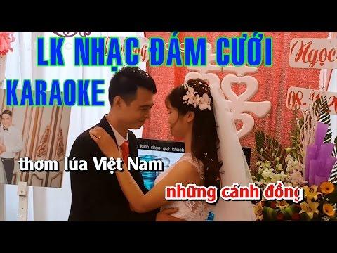 Karaoke LK nhạc đám cưới cực hay - Beat chất lượng cao