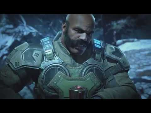 Gears 5 • 4 Mutator Escape E3 2019 4K UHD Gameplay • Xbox One X
