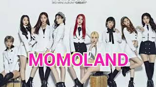 BTS AND MOMOLAND COUPLES