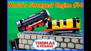 THOMAS AND FRIENDS WORLD'S STRONGEST ENGINE #14 Trackmaster Thomas Train Thomas Toys for Kids
