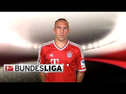 Franck Ribery - Top 5 Goals