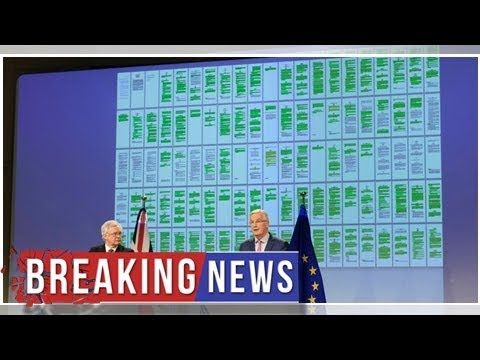 U.K. Reaches Brexit Transition Deal With E.U. | by News People Today