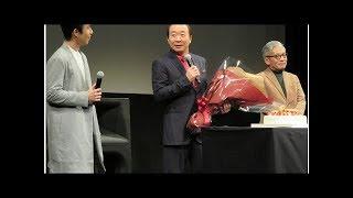 中村梅雀「殺人鬼役やりたい」62歳誕生日に抱負 **********************...