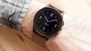 Vector Watch Luna review: Style over substance with this smartwatch